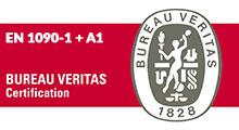 Certificazione EN 1090-1 +A1